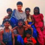 写真ーインド最南端のヒンズー教の聖地カニャークマリ